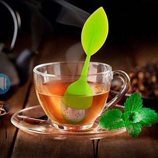 🚚 小綠葉泡茶器 #超取再七折