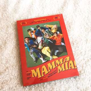 [READYSTOCK-SEALED] SF9 MAMMAMIA