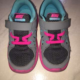 Authentic Nike Shoes for Girls 10C Size