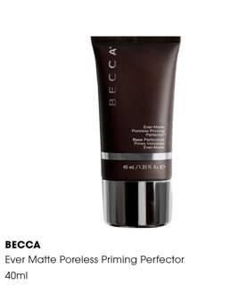 Becca Ever Matte Poreless Primer