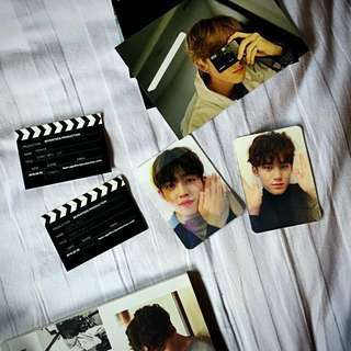 [WTT] SEVETEEN DIRECTOR'S CUT SCOUPS, THE8, WOOZI, HOSHI , MINGYU