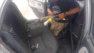 Cuci Seat Kereta