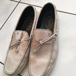 Authentic Tods loafer (used once)