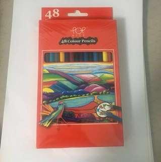 Pop Artz Colour Pencils