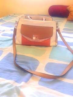 Parfois 2 way bag