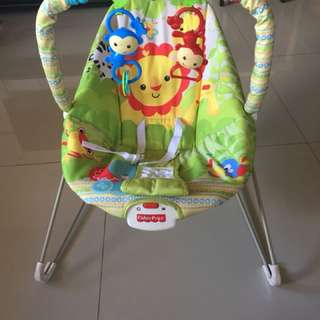Pre-loved Baby Bouncer/Rocker