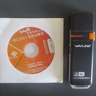 WavLink Wireless Adapter For Sale
