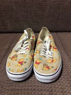 Original Disney Edition Pooh Vans