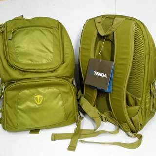 Tenba Vector Photo/Laptop Daypack 2 (Krypton Green) 637-292