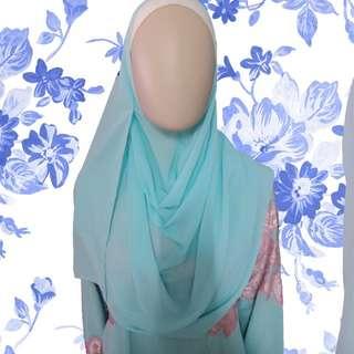 Instant shawl 1 muka