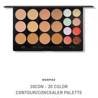 Morphe Concealer and Corrector Palette