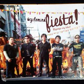 6-Cycle Mind - Fiesta (2-CD)	(Sealed)