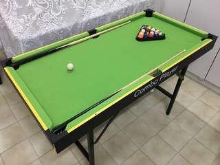 桌球乒乓球曲棍球三合一枱連配件