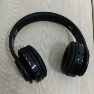 Bluetooth 藍芽 有/ 無綫 可摺 極靚聲頭戴式耳機 筒  wired / wireless foldable excellent sound quality Headset Headphones