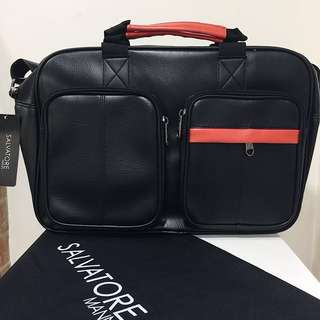 Salvatore Mann Utility Bag