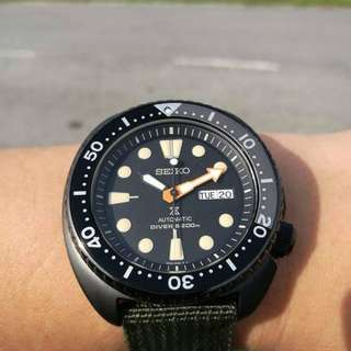 Seiko Limited edition Diver SRPC049