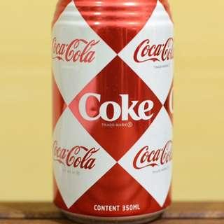 可口可樂 台灣2008復刻罐 Cocacola