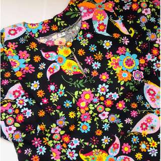 [NEW] [SALE] #bajet20 Baju Kurung Cotton Size 2