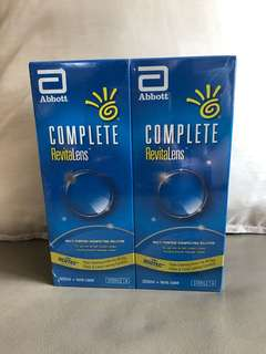 Abbott Complete Contact Lenses Solution x 2 300ml
