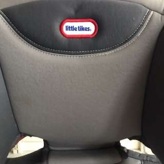 Toddler booster car seat