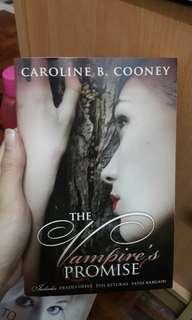 The Vampire's Promise #20under