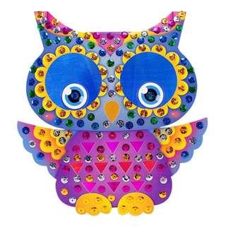 LED Wall Deco Kit - My Little Owl