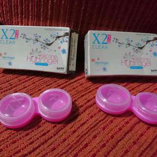 Softlense X2 Original 2pasang