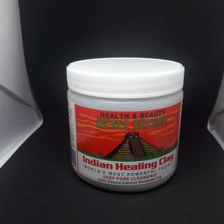 ONHAND !! Aztec Indian Healing Clay Sample sizes