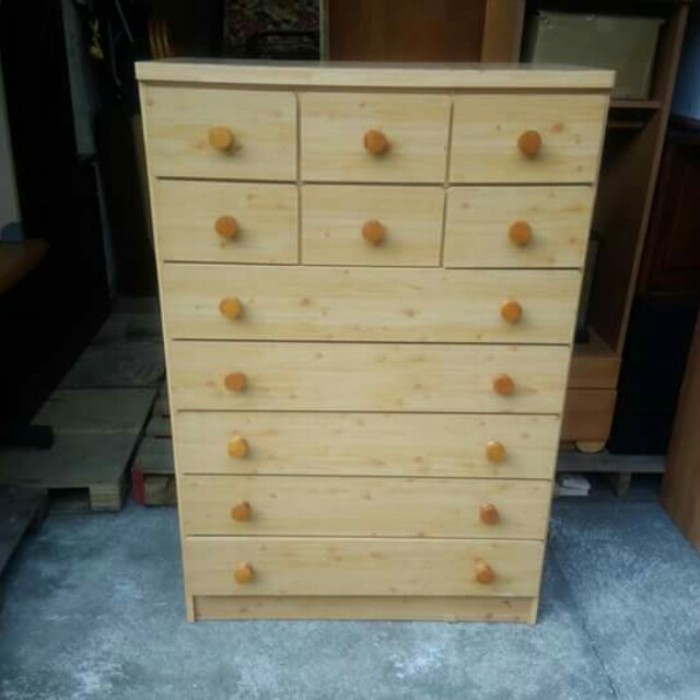 11 Drawer Chest Cabinet ⛩️⛩️⛩️