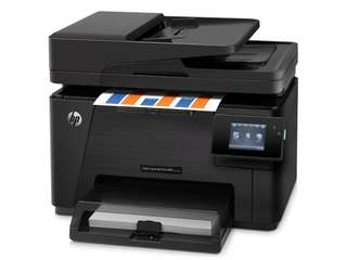 HP Color LaserJet Pro MFP M177fw(warranty one year)