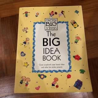 Scrapbooking - The Big Idea Book