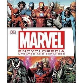 DK Marvel Encyclopedia (updated edition)