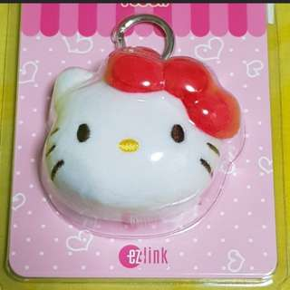 Hello Kitty EZ-Link Charm - Red