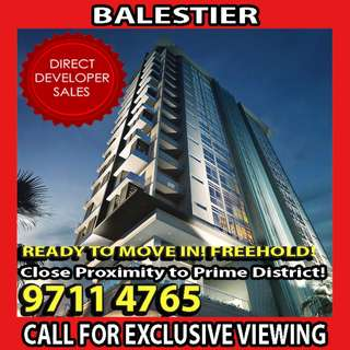 Freehold Condo - BALESTIER