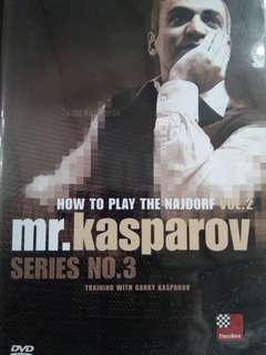 How to Play the Najdorf Chess Opening Volume 2