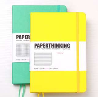 [PO] A5 Hardcover Notebook/Journal
