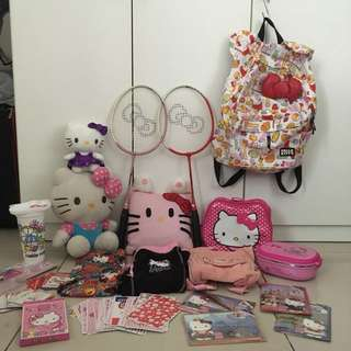 Hello Kitty bundle up sales