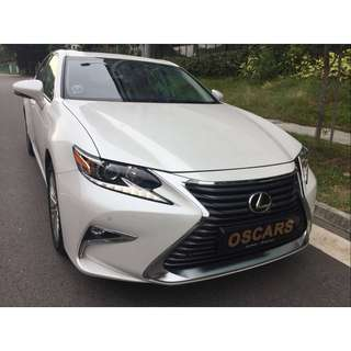 Lexus ES250 2.5 Auto Executive