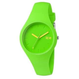 Ice-Watch ICE ola Neon Green - New In Box 100% Original/Genuine + lots of freegifts  #JAN55