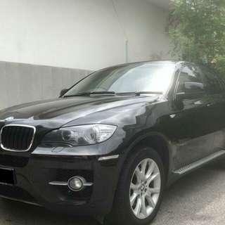 BMW X6 SG