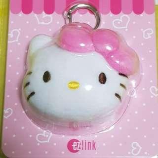 Hello Kitty EZ Link Charm - Pink