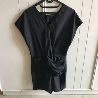 [NEW] Cloth Inc Black Jumpsuit