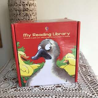 Usborne My Second Reading Library