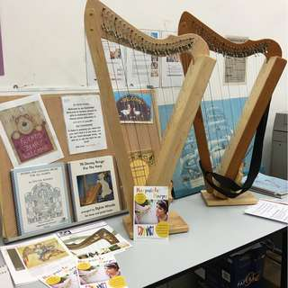 26 Strings FULLSICLE Harp (Maple Wood, natural)