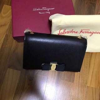 Salvatore Ferragamo Sling bag sample stock fromUs