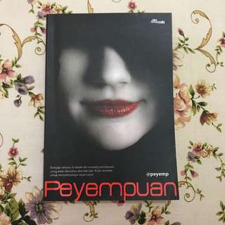NOVEL Peyempuan