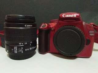 Canon EOS 1100D DSLR