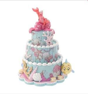 ❤️超鐘意!🇯🇵日本代購 迪士尼 Disney 美人魚 Ariel 手飾盒
