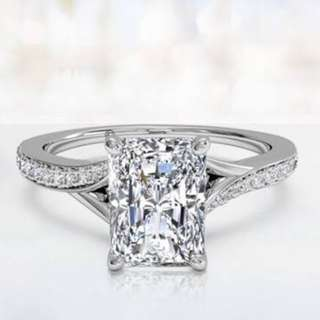 Certified Diamond for Engagement Ring