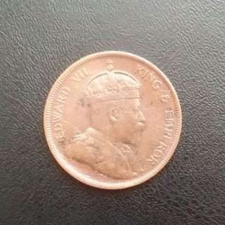 King Edward VII Straits Settlements